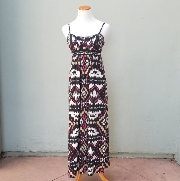 INC International Concepts Dresses & Skirts - Macy's INC Petite Beaded Maxi Dress